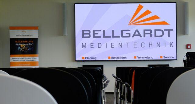 Bellgardt Medientechnik erweitert sein Vertriebsgebiet