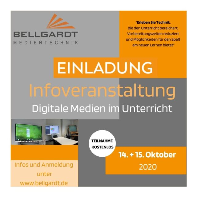 Education-Days – INFOVERANSTALTUNG