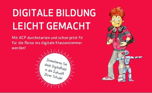Der Weg zum digitalen Klassenzimmer